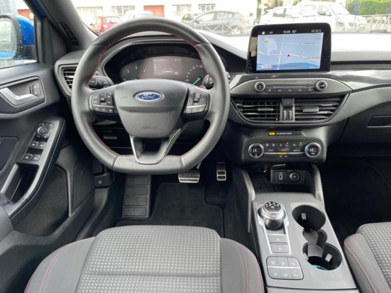 Photo 14 de l'offre de FORD FOCUS 2.0 150 BVA S&S ST LINE BUSINESS GPS CAMERA à 20990€ chez Triplo auto