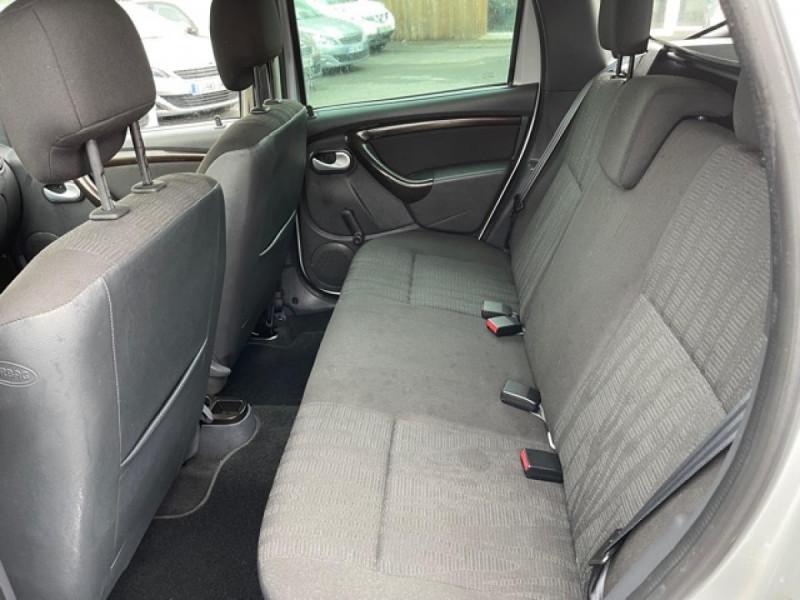Photo 11 de l'offre de DACIA DUSTER 4X4 1.5 DCI 110 LAURéATE CLIM ATTELAGE à 10990€ chez Triplo auto