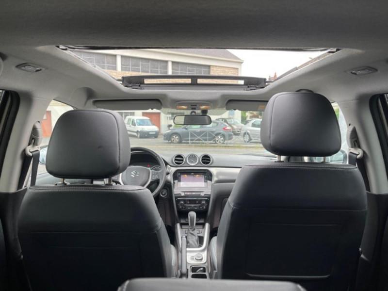 Photo 12 de l'offre de SUZUKI VITARA 1.6 DDIS -TCSS ALLGRIP PACK GPS CAMERA ATTELAGE à 17990€ chez Triplo auto