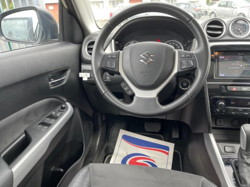 Photo 20 de l'offre de SUZUKI VITARA 1.6 DDIS -TCSS ALLGRIP PACK GPS CAMERA ATTELAGE à 17990€ chez Triplo auto