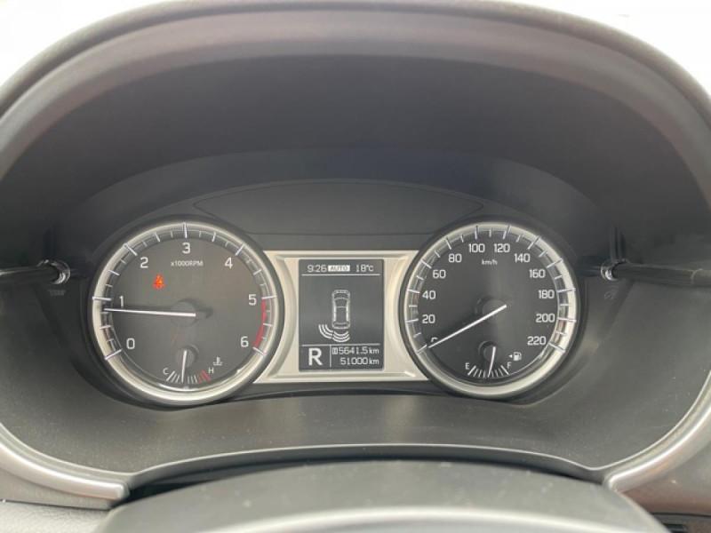 Photo 23 de l'offre de SUZUKI VITARA 1.6 DDIS -TCSS ALLGRIP PACK GPS CAMERA ATTELAGE à 17990€ chez Triplo auto
