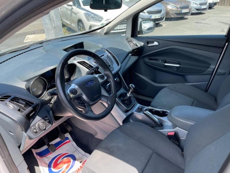 Photo 13 de l'offre de FORD C MAX 1.6 TDCI 95 TITANIUM CLIM RADAR AR ATTELAGE à 8490€ chez Triplo auto