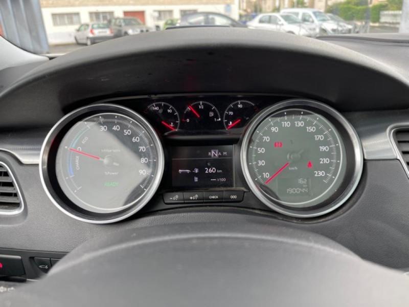 Photo 19 de l'offre de PEUGEOT 508 RXH 2.0HDI163   ELECTRIQUE 37CH  ETG6 CUIR DISTRI OK ENTRETIEN OK à 9990€ chez Triplo auto