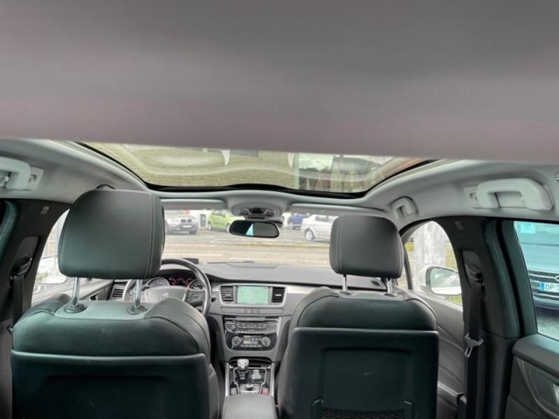 Photo 10 de l'offre de PEUGEOT 508 RXH 2.0HDI163   ELECTRIQUE 37CH  ETG6 CUIR DISTRI OK ENTRETIEN OK à 9990€ chez Triplo auto