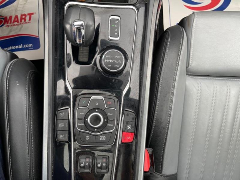 Photo 20 de l'offre de PEUGEOT 508 RXH 2.0HDI163   ELECTRIQUE 37CH  ETG6 CUIR DISTRI OK ENTRETIEN OK à 9990€ chez Triplo auto