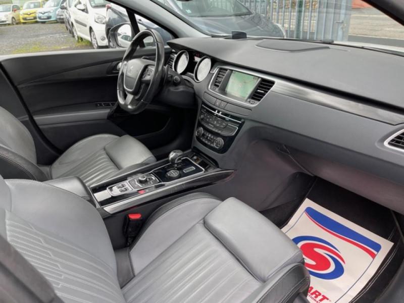 Photo 15 de l'offre de PEUGEOT 508 RXH 2.0HDI163   ELECTRIQUE 37CH  ETG6 CUIR DISTRI OK ENTRETIEN OK à 9990€ chez Triplo auto