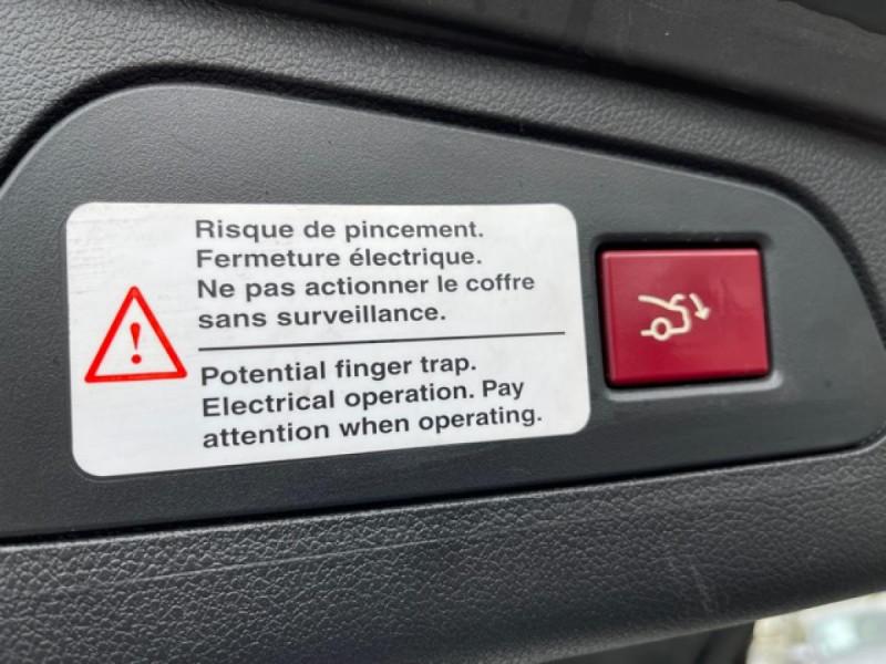 Photo 11 de l'offre de PEUGEOT 508 RXH 2.0HDI163   ELECTRIQUE 37CH  ETG6 CUIR DISTRI OK ENTRETIEN OK à 9990€ chez Triplo auto