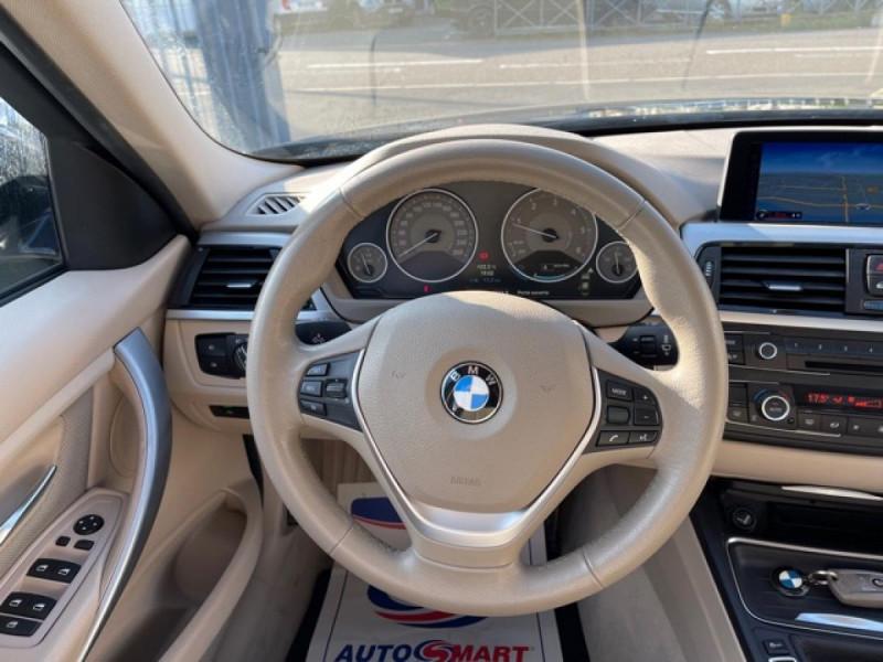 Photo 24 de l'offre de BMW SERIE 3 320D MODERN GPS RADAR  à 13990€ chez Triplo auto