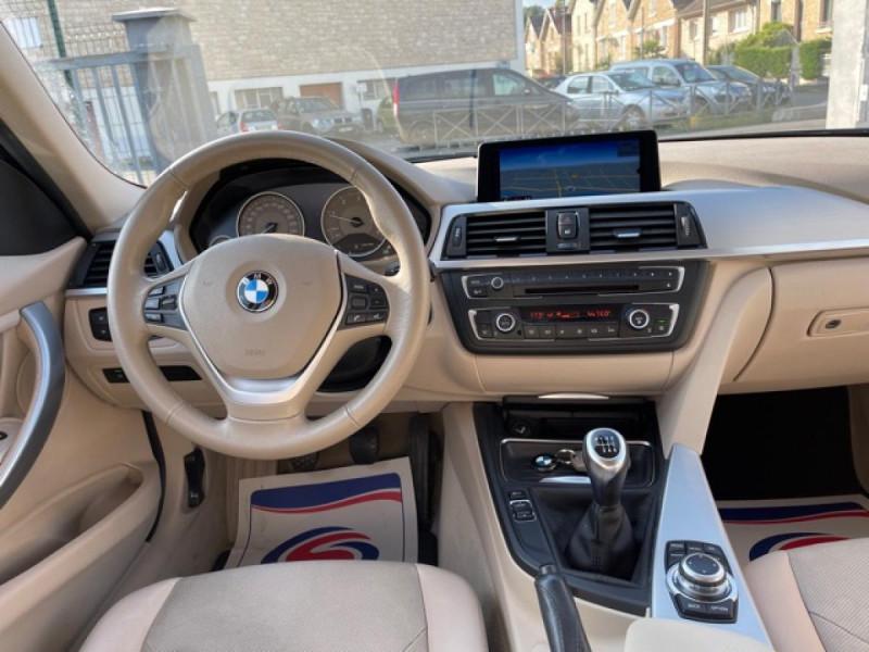 Photo 14 de l'offre de BMW SERIE 3 320D MODERN GPS RADAR  à 13990€ chez Triplo auto