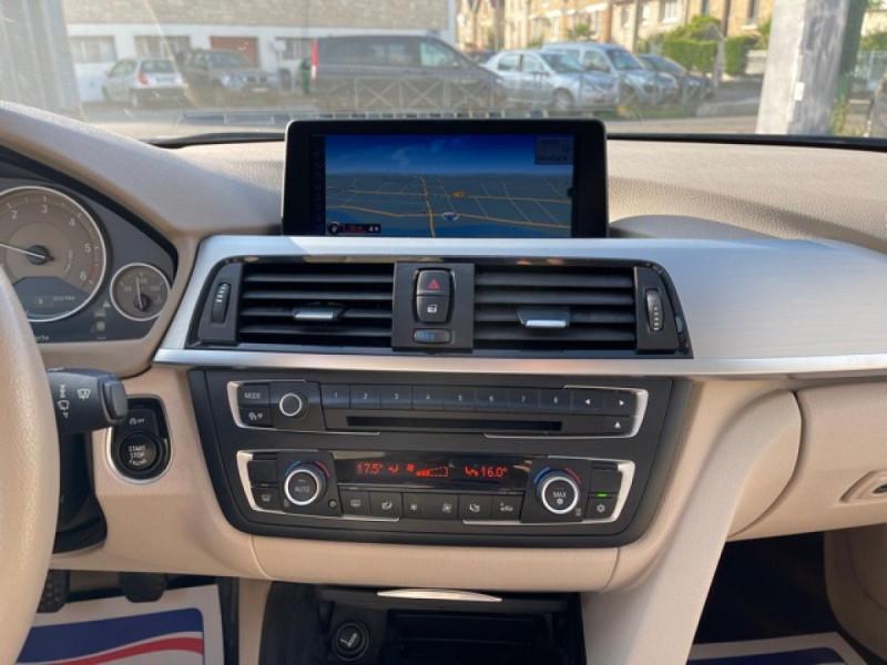 Photo 15 de l'offre de BMW SERIE 3 320D MODERN GPS RADAR  à 13990€ chez Triplo auto