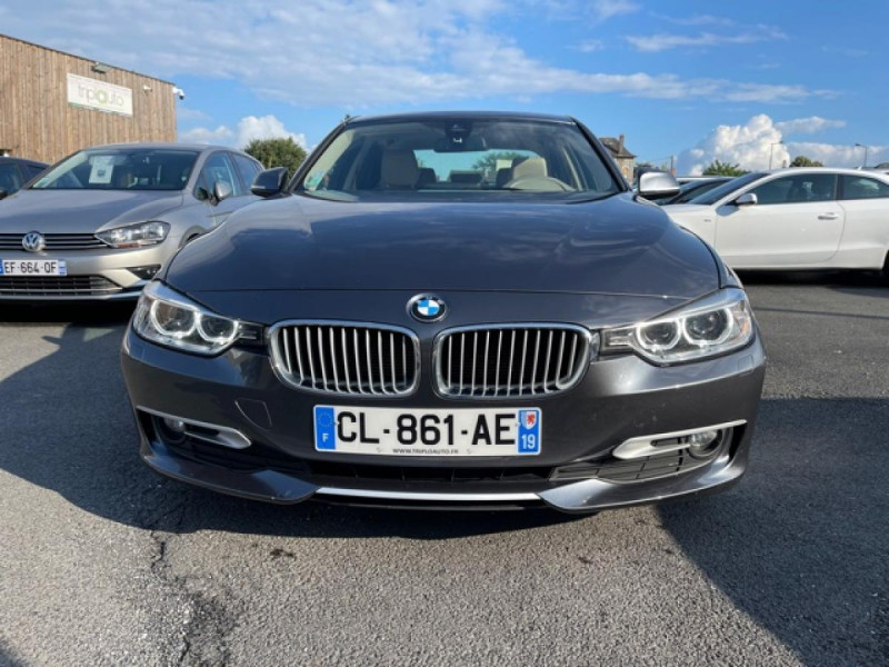 Photo 8 de l'offre de BMW SERIE 3 320D MODERN GPS RADAR  à 13990€ chez Triplo auto
