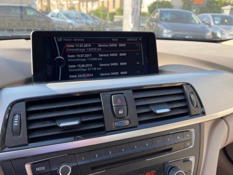 Photo 20 de l'offre de BMW SERIE 3 320D MODERN GPS RADAR  à 13990€ chez Triplo auto