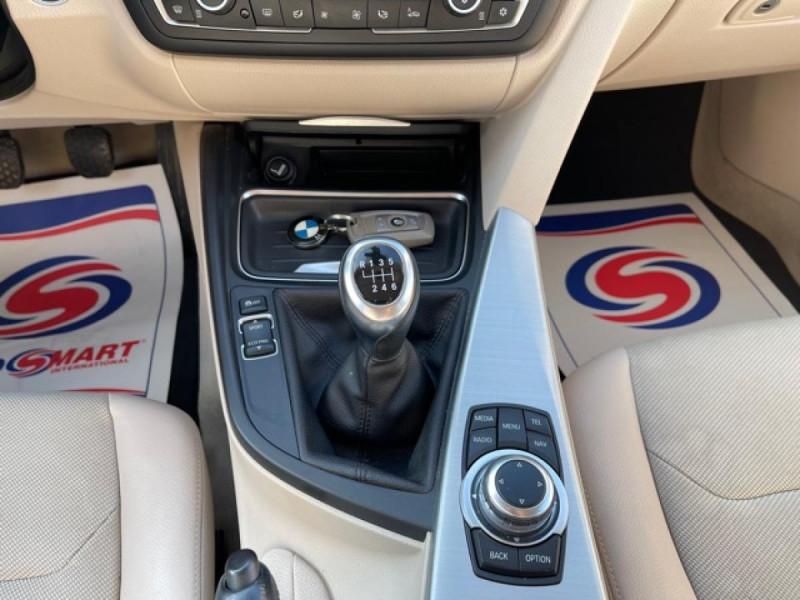 Photo 16 de l'offre de BMW SERIE 3 320D MODERN GPS RADAR  à 13990€ chez Triplo auto