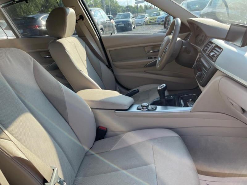 Photo 13 de l'offre de BMW SERIE 3 320D MODERN GPS RADAR  à 13990€ chez Triplo auto