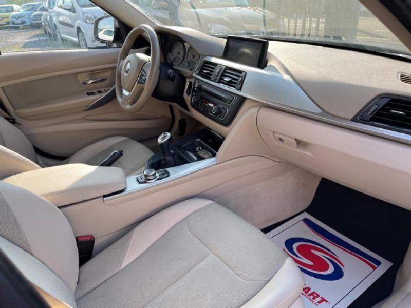 Photo 12 de l'offre de BMW SERIE 3 320D MODERN GPS RADAR  à 13990€ chez Triplo auto