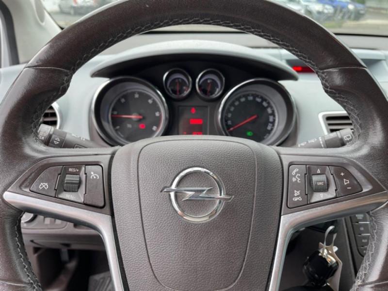 Photo 20 de l'offre de OPEL MERIVA 1.7 CDTI130 COSMO CLIM à 5490€ chez Triplo auto
