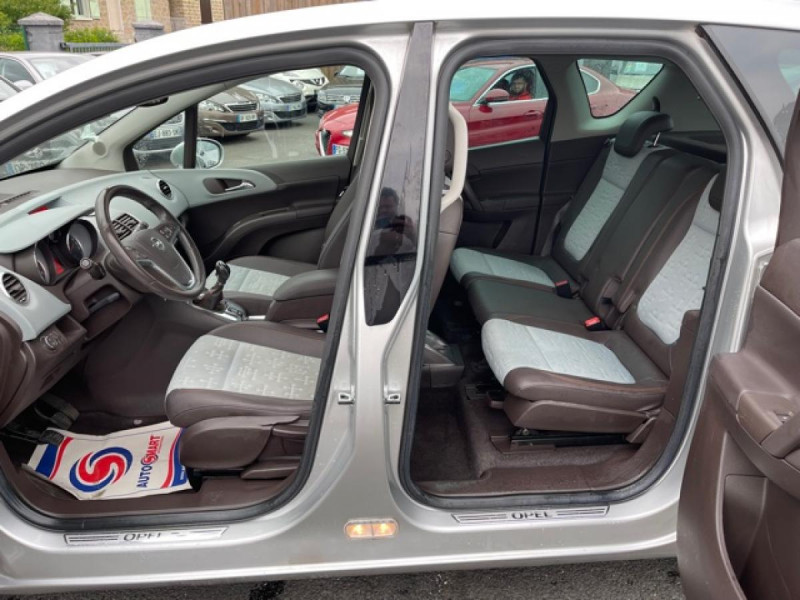 Photo 16 de l'offre de OPEL MERIVA 1.7 CDTI130 COSMO CLIM à 5490€ chez Triplo auto