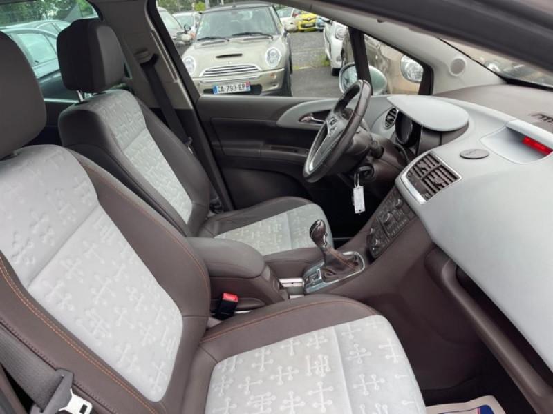 Photo 15 de l'offre de OPEL MERIVA 1.7 CDTI130 COSMO CLIM à 5490€ chez Triplo auto