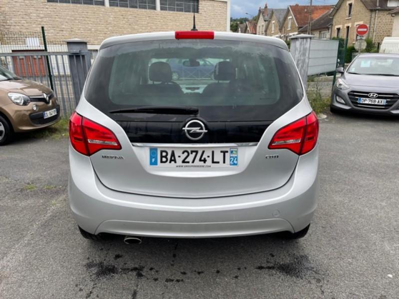 Photo 4 de l'offre de OPEL MERIVA 1.7 CDTI130 COSMO CLIM à 5490€ chez Triplo auto