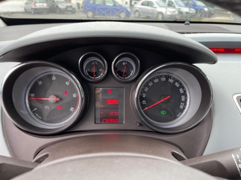 Photo 18 de l'offre de OPEL MERIVA 1.7 CDTI130 COSMO CLIM à 5490€ chez Triplo auto