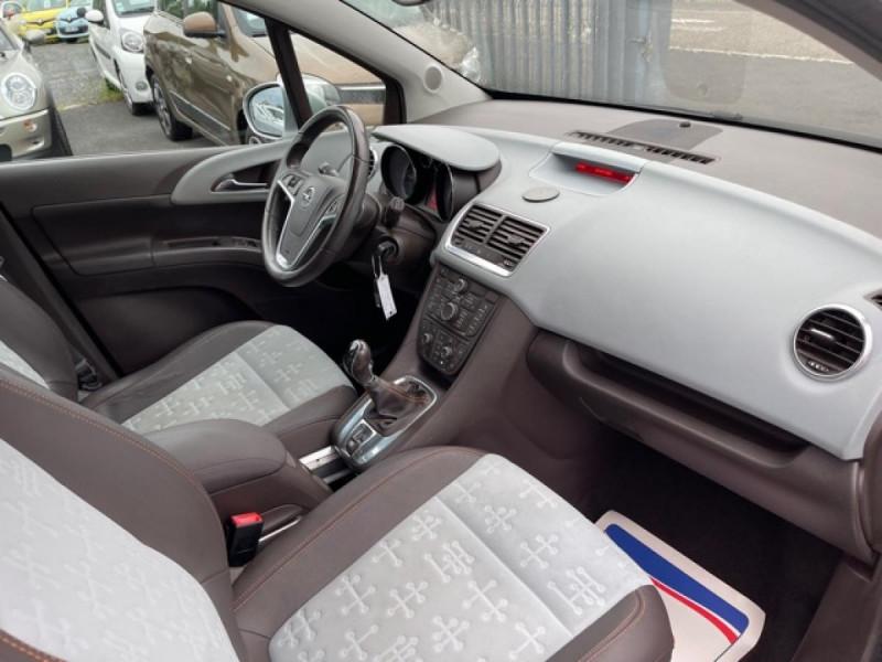 Photo 14 de l'offre de OPEL MERIVA 1.7 CDTI130 COSMO CLIM à 5490€ chez Triplo auto
