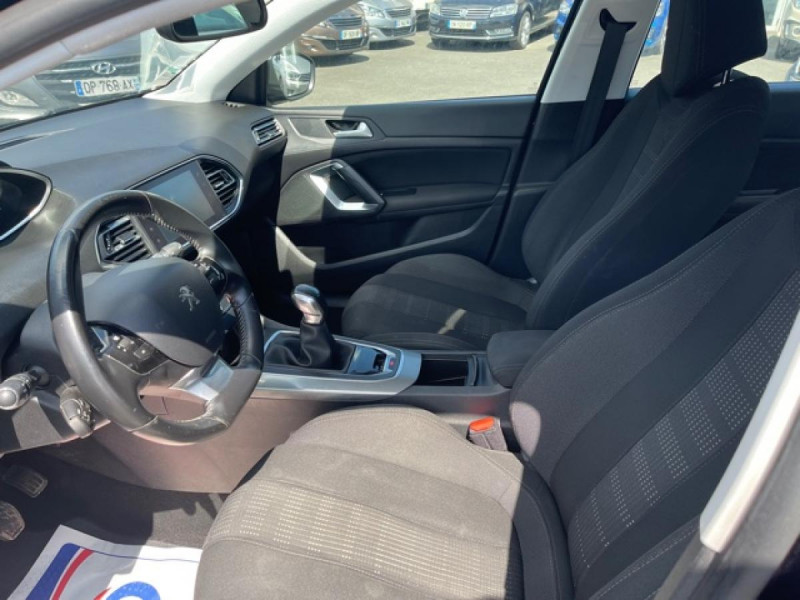 Photo 13 de l'offre de PEUGEOT 308 1.2I PURETECH 12V S&S - 110 ALLURE GPS CAMERA à 11990€ chez Triplo auto