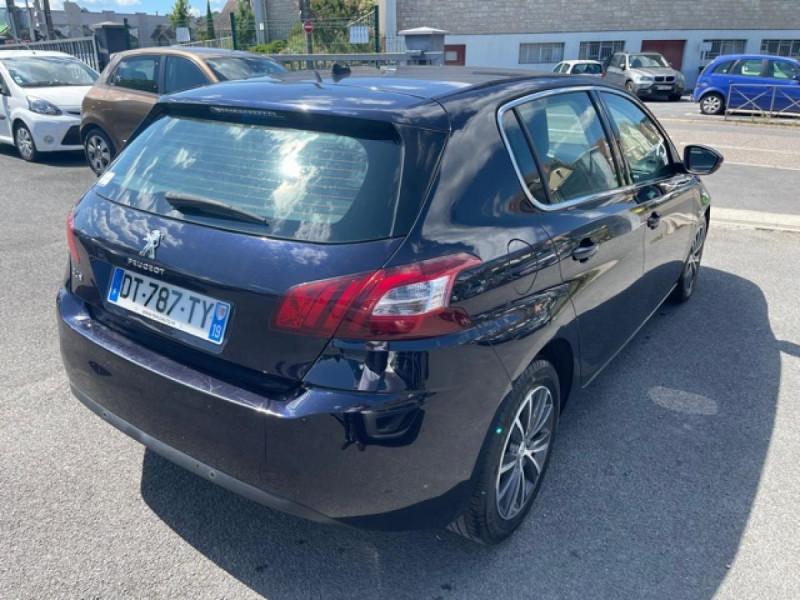 Photo 5 de l'offre de PEUGEOT 308 1.2I PURETECH 12V S&S - 110 ALLURE GPS CAMERA à 11990€ chez Triplo auto