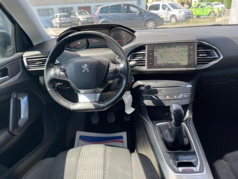 Photo 15 de l'offre de PEUGEOT 308 1.2I PURETECH 12V S&S - 110 ALLURE GPS CAMERA à 11990€ chez Triplo auto
