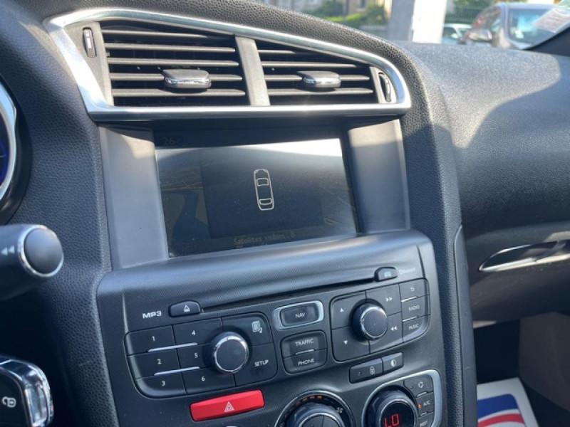 Photo 18 de l'offre de DS DS4 1.6 E-HDI 115  SO CHIC  à 9490€ chez Triplo auto