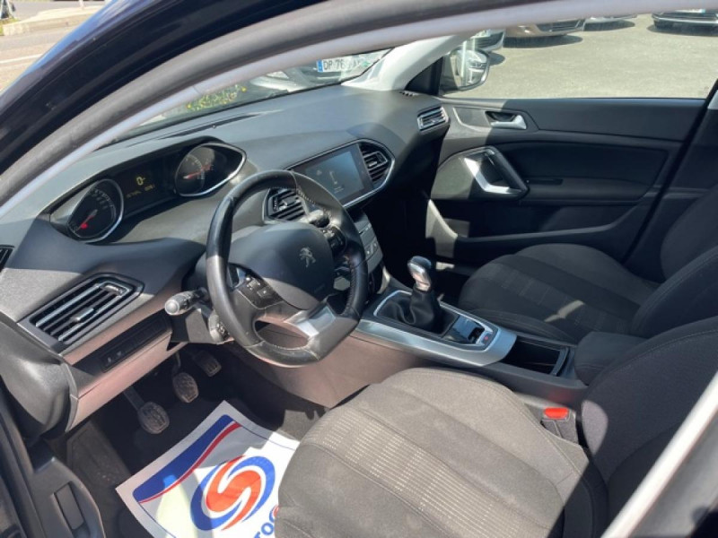 Photo 12 de l'offre de PEUGEOT 308 1.2I PURETECH 12V S&S - 110 ALLURE GPS CAMERA à 11990€ chez Triplo auto