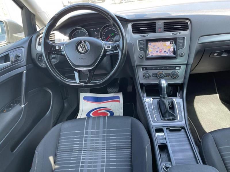 Photo 16 de l'offre de VOLKSWAGEN GOLF VII 1.4 TSI 122 DSG7 LOUNGE GPS CAMERA à 14490€ chez Triplo auto