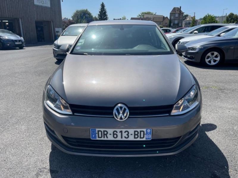Photo 8 de l'offre de VOLKSWAGEN GOLF VII 1.4 TSI 122 DSG7 LOUNGE GPS CAMERA à 14490€ chez Triplo auto