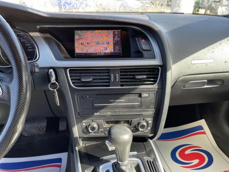 Photo 13 de l'offre de AUDI A5 QUATTRO 3.0 V6 TDI 240 S-TRONIC 7 S LINE CUIR à 16990€ chez Triplo auto