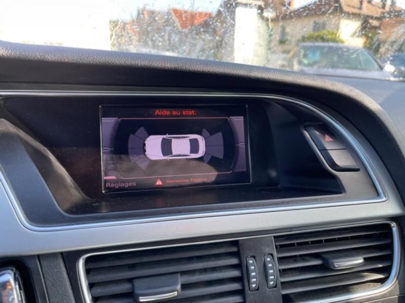 Photo 18 de l'offre de AUDI A5 QUATTRO 3.0 V6 TDI 240 S-TRONIC 7 S LINE CUIR à 16990€ chez Triplo auto