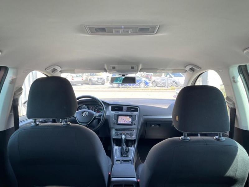 Photo 10 de l'offre de VOLKSWAGEN GOLF VII 1.4 TSI 122 DSG7 LOUNGE GPS CAMERA à 14490€ chez Triplo auto