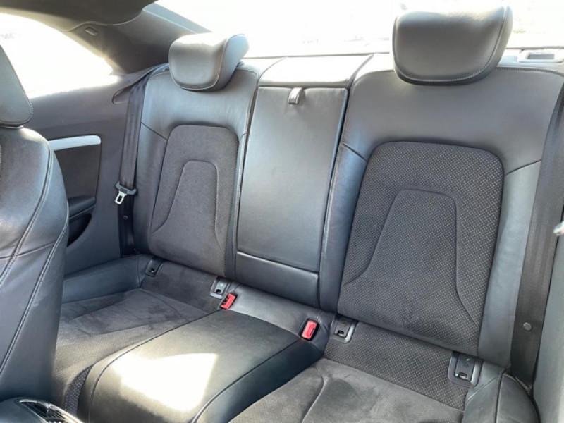 Photo 11 de l'offre de AUDI A5 QUATTRO 3.0 V6 TDI 240 S-TRONIC 7 S LINE CUIR à 16990€ chez Triplo auto