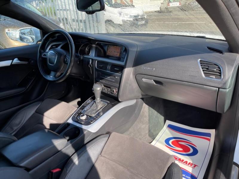 Photo 12 de l'offre de AUDI A5 QUATTRO 3.0 V6 TDI 240 S-TRONIC 7 S LINE CUIR à 16990€ chez Triplo auto