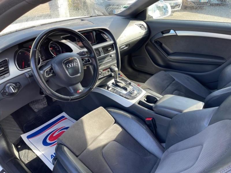 Photo 9 de l'offre de AUDI A5 QUATTRO 3.0 V6 TDI 240 S-TRONIC 7 S LINE CUIR à 16990€ chez Triplo auto