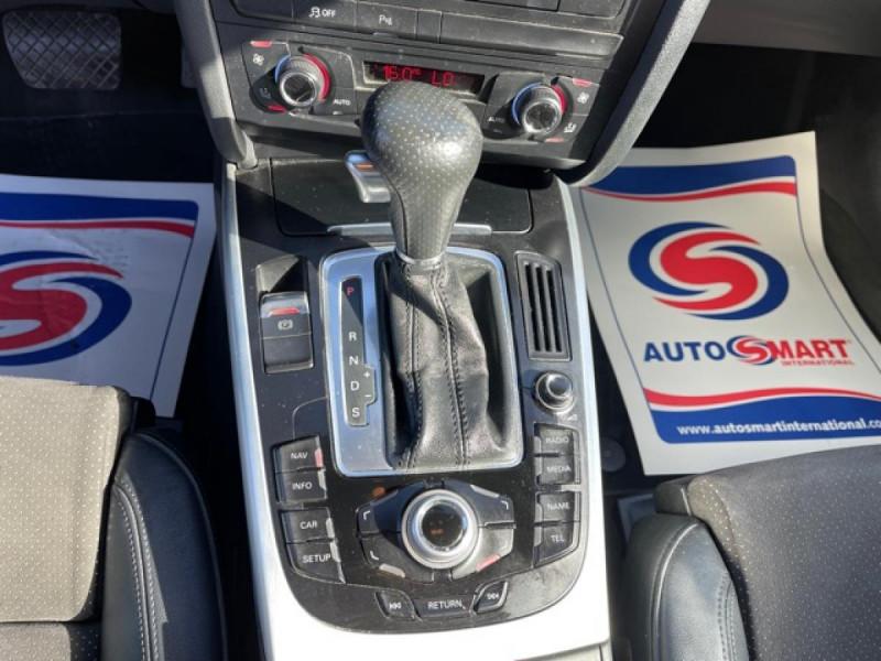 Photo 14 de l'offre de AUDI A5 QUATTRO 3.0 V6 TDI 240 S-TRONIC 7 S LINE CUIR à 16990€ chez Triplo auto