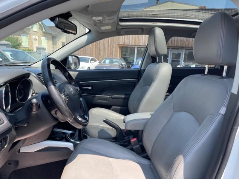 Photo 13 de l'offre de CITROEN C4 AIRCROSS 1.8 HDI FAP - 150 S&S 4X4  EXCLUSIVE   ATTELAGE TOIT PANO  à 9990€ chez Triplo auto