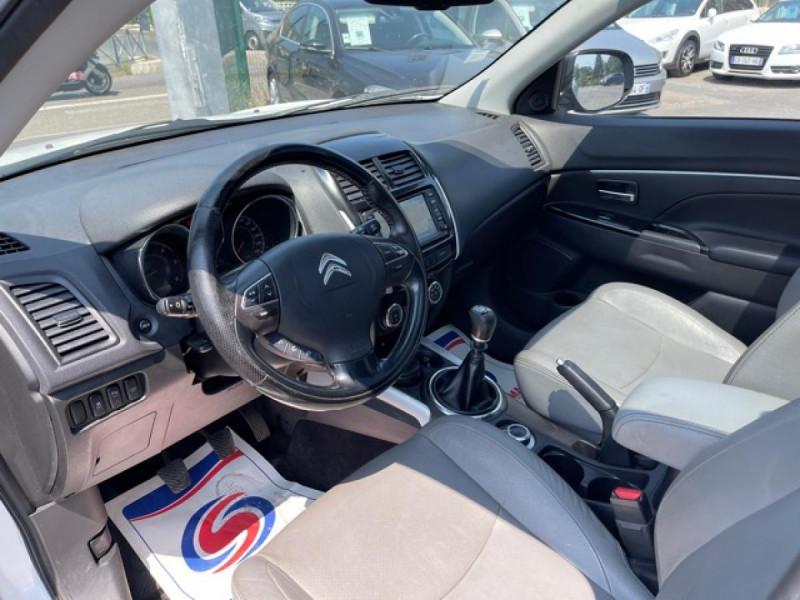 Photo 12 de l'offre de CITROEN C4 AIRCROSS 1.8 HDI FAP - 150 S&S 4X4  EXCLUSIVE   ATTELAGE TOIT PANO  à 9990€ chez Triplo auto