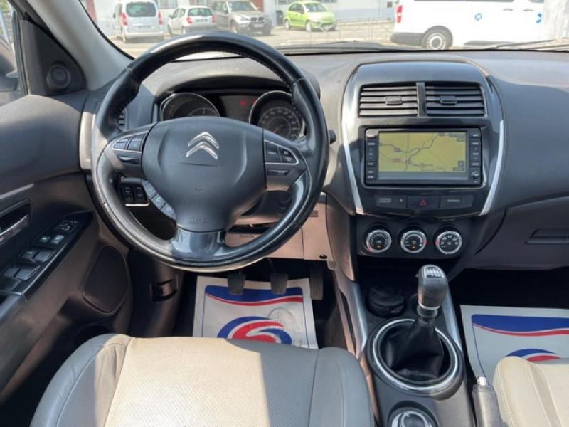 Photo 15 de l'offre de CITROEN C4 AIRCROSS 1.8 HDI FAP - 150 S&S 4X4  EXCLUSIVE   ATTELAGE TOIT PANO  à 9990€ chez Triplo auto