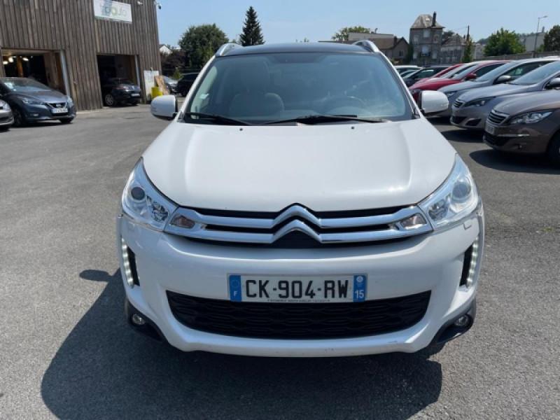Photo 8 de l'offre de CITROEN C4 AIRCROSS 1.8 HDI FAP - 150 S&S 4X4  EXCLUSIVE   ATTELAGE TOIT PANO  à 9990€ chez Triplo auto