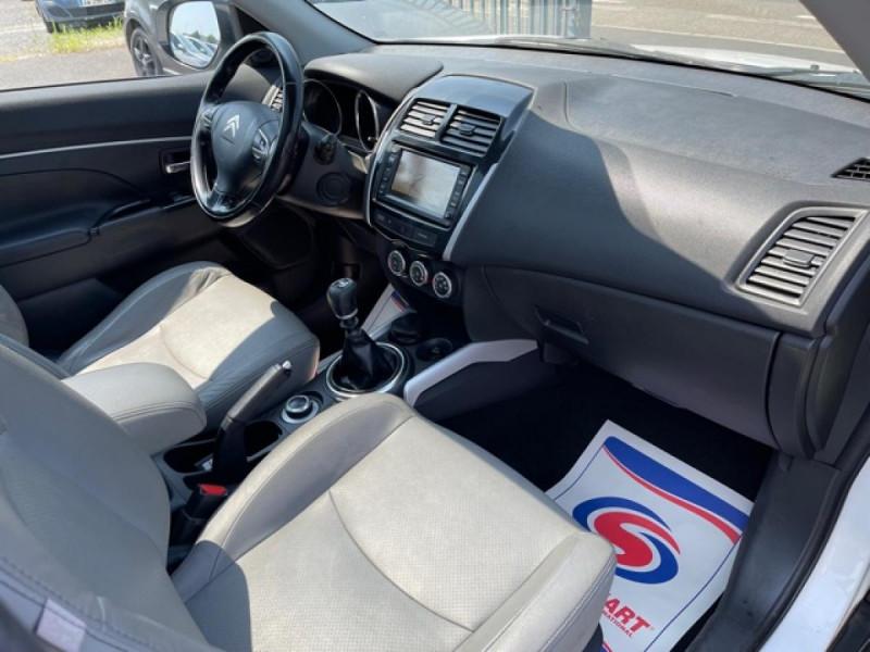 Photo 14 de l'offre de CITROEN C4 AIRCROSS 1.8 HDI FAP - 150 S&S 4X4  EXCLUSIVE   ATTELAGE TOIT PANO  à 9990€ chez Triplo auto