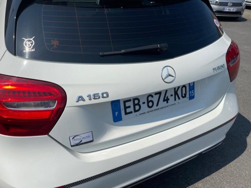 Photo 13 de l'offre de MERCEDES-BENZ CLASSE A A 160  BERLINE - BM 176 INTUITION PHASE 2 à 14990€ chez Triplo auto