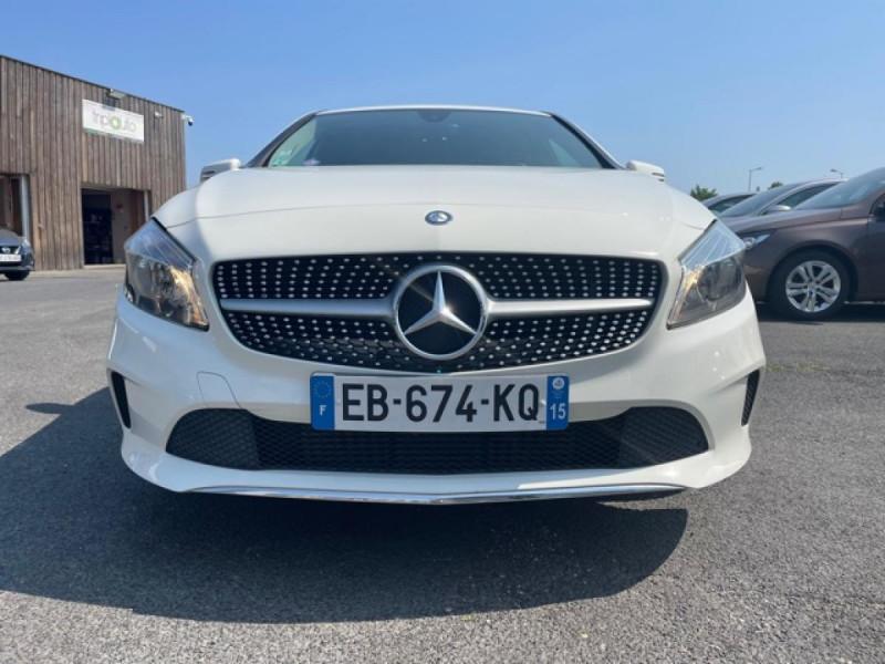 Photo 8 de l'offre de MERCEDES-BENZ CLASSE A A 160  BERLINE - BM 176 INTUITION PHASE 2 à 14990€ chez Triplo auto