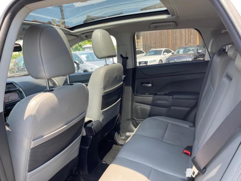Photo 11 de l'offre de CITROEN C4 AIRCROSS 1.8 HDI FAP - 150 S&S 4X4  EXCLUSIVE   ATTELAGE TOIT PANO  à 9990€ chez Triplo auto