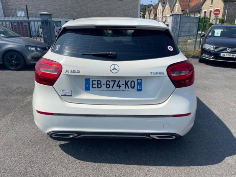 Photo 4 de l'offre de MERCEDES-BENZ CLASSE A A 160  BERLINE - BM 176 INTUITION PHASE 2 à 14990€ chez Triplo auto