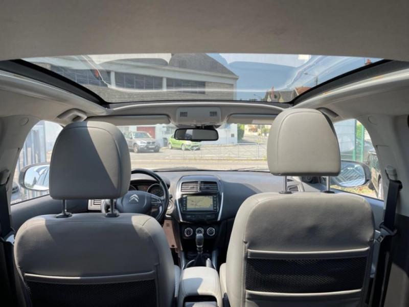 Photo 10 de l'offre de CITROEN C4 AIRCROSS 1.8 HDI FAP - 150 S&S 4X4  EXCLUSIVE   ATTELAGE TOIT PANO  à 9990€ chez Triplo auto