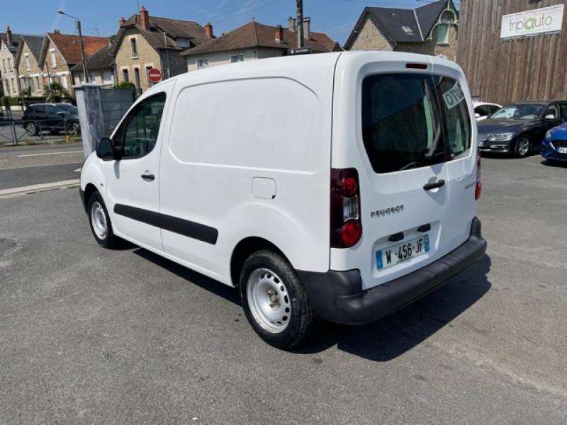 Photo 3 de l'offre de PEUGEOT PARTNER 1.6 BLUEHDI - 75  II PREMIUM CLIM à 10990€ chez Triplo auto